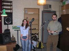 Репетиция первого концерта