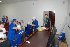 Грозненская скорая - учебный класс