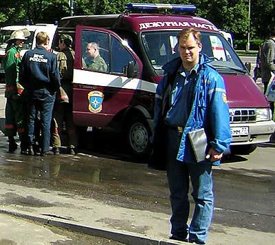 Куприянов ДимДимыч. Не долго заведовал