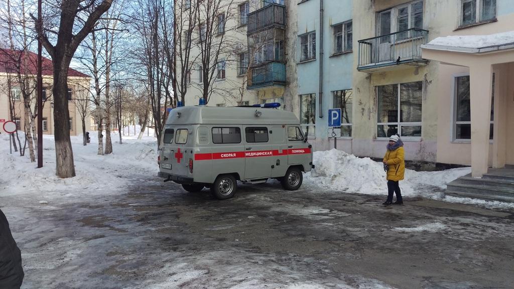 Сахалин. АСМП класса Б, г. Макаров